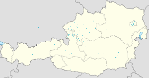Map of Strobl with markings for the individual supporters