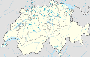 Map of Kanton Basel-Landschaft with markings for the individual supporters