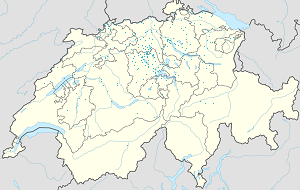Map of Rickenbach with markings for the individual supporters