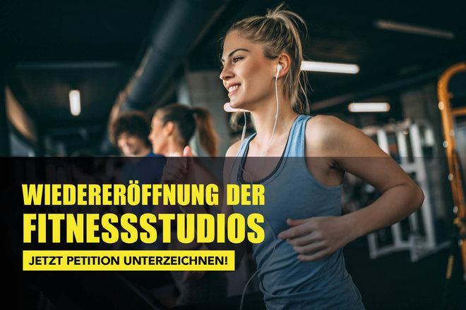 Eroffnung Der Fitnessstudios In Osterreich Spatestens Ab 11 05 2020 Online Petition