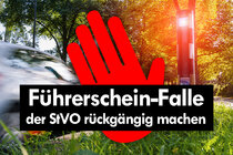 Bild zur Petition mit dem Thema: Reverse the driving licence trap of the #StVO amendment (Verkleinerte Ansicht)