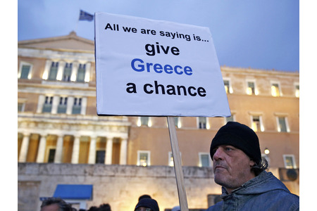 Bild zur Petition mit dem Thema: Give Greece A Chance - Before It´s Too Late!