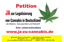 Bild zur Petition mit dem Thema: Yes to the legalization of Cannabis in Germany (Verkleinerte Ansicht)