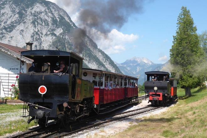 Rettet das Kulturerbe Achenseebahn! - Online-Petition