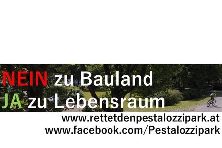 Bild zur Petition mit dem Thema: Rettet den Pestalozzipark in Leoben-Donawitz