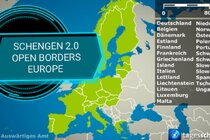 SCHENGEN 2.0 for European common pandemic control and prevention of border closures