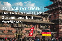 Bild zur Petition mit dem Thema: Show solidarity: Continue German-Nepalese cooperation! (Verkleinerte Ansicht)