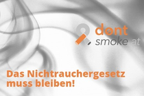 We require the ÖVP and FPÖ: The antismoking law must persist!