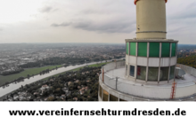 Bild zur Petition mit dem Thema: We would like to see the TV Tower Dresden (Dresdner Fernsehturm) once again as a touristic magnet (Verkleinerte Ansicht)