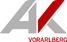 Логотип организации Arbeiterkammer Vorarlberg