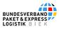 Logo of organization Bundesverband Paket & Expresslogistik e. V. (BIEK)