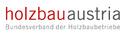 Logo of organization Holzbau Austria