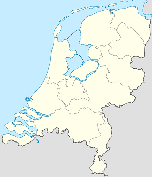 Map of Wijk bij Duurstede with markings for the individual supporters